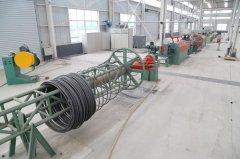 pc钢棒生产线